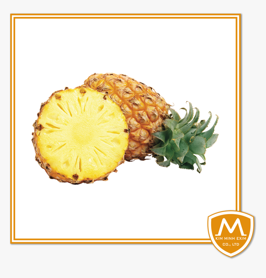 Pineapple - Pineapple And Passion Fruit, HD Png Download, Free Download