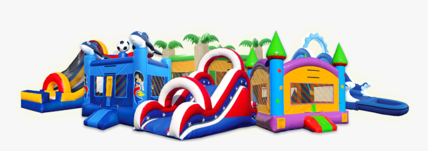 Bounce Houses, HD Png Download, Free Download