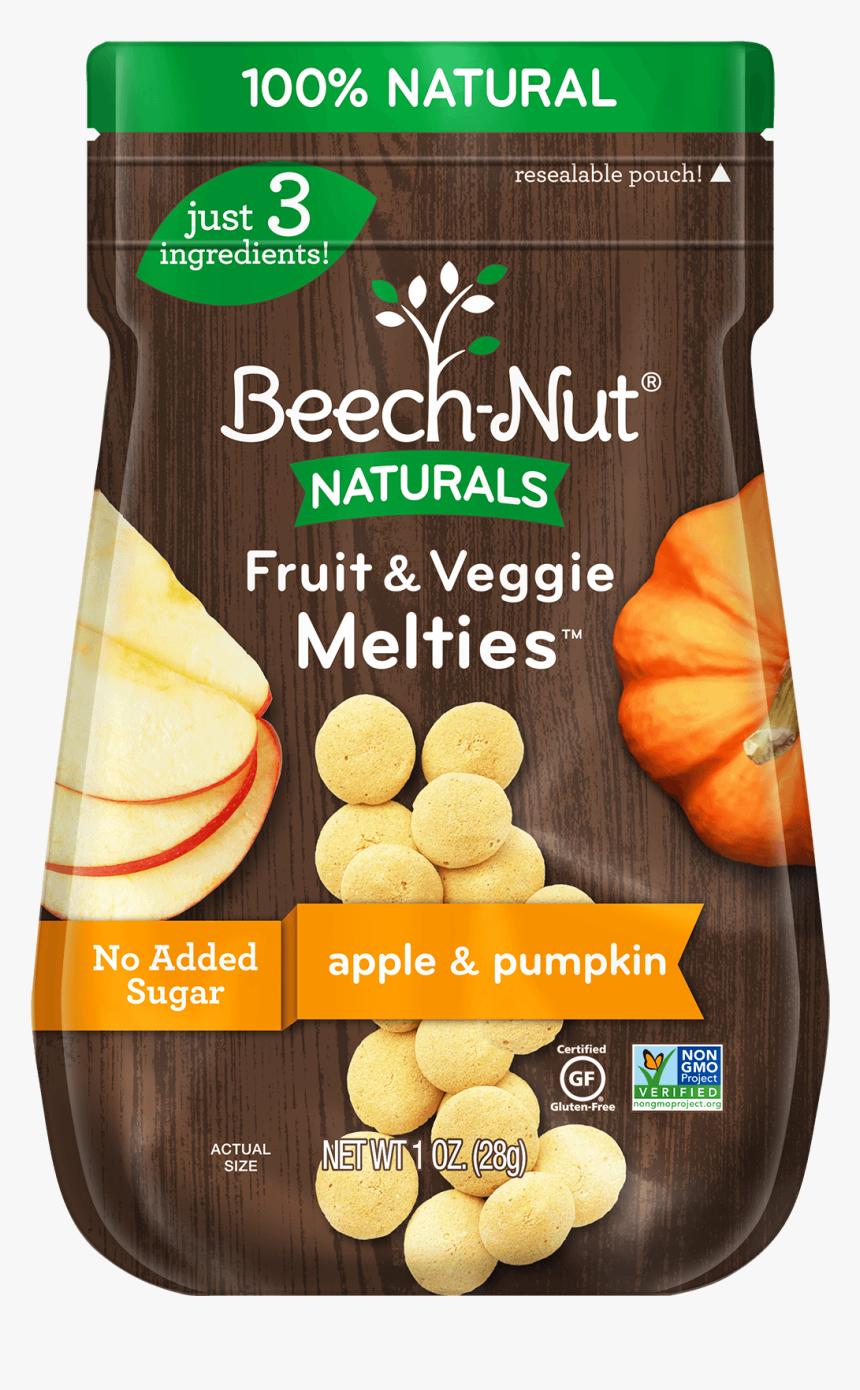 Beech-nut Fruit & Veggie Melties Stage 3, HD Png Download, Free Download