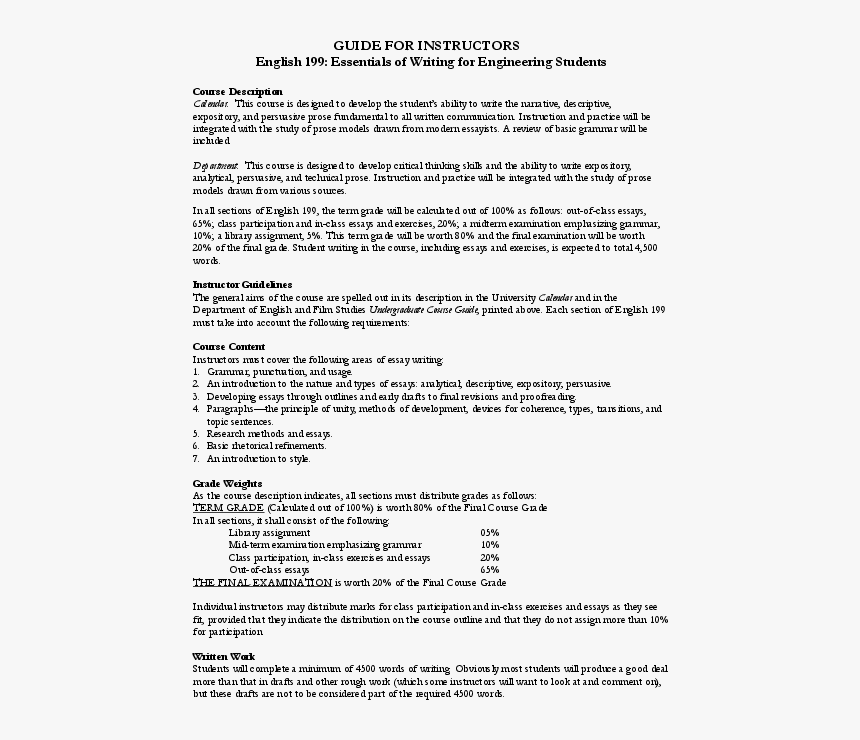 Sample Resume Swimming Instructor, HD Png Download, Free Download
