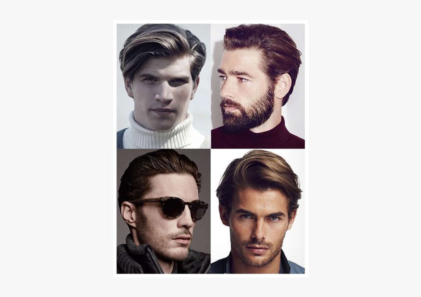 The Best Haircut For Your Face Shape - Best Hair Style For Face Shape Mens, HD Png Download, Free Download