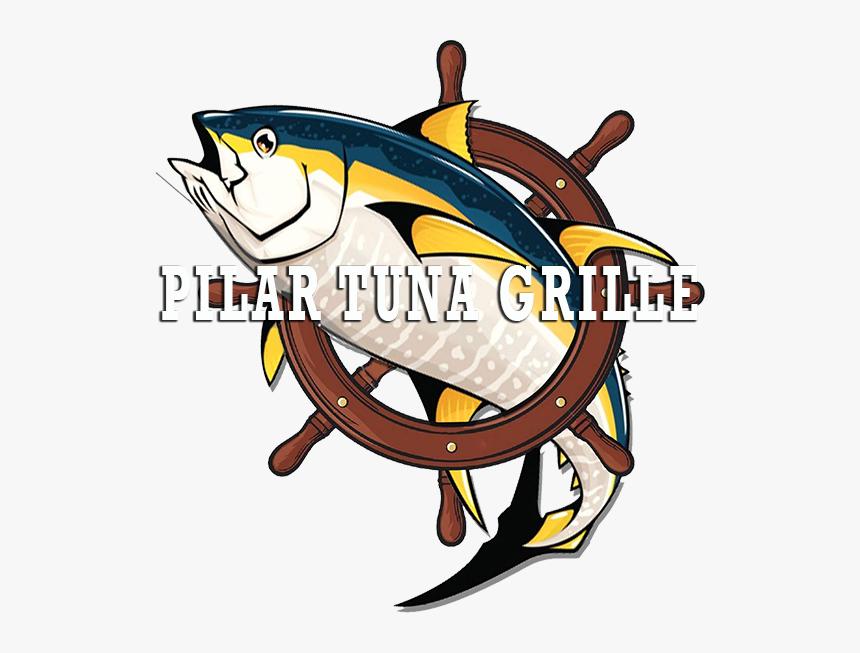 Tuna Clipart Tuna Food - Pilar Tuna Grille, HD Png Download, Free Download