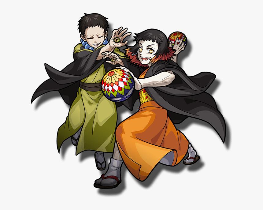 Anime, Kimetsu No Yaiba, Monster Strike, Yahaba, Susamaru,, HD Png Download, Free Download
