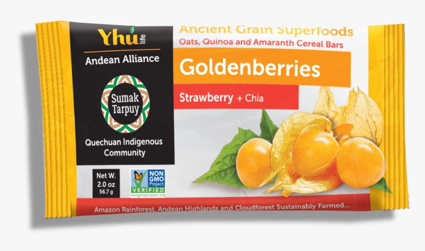 The Incan Berries - Mandarin Orange, HD Png Download, Free Download
