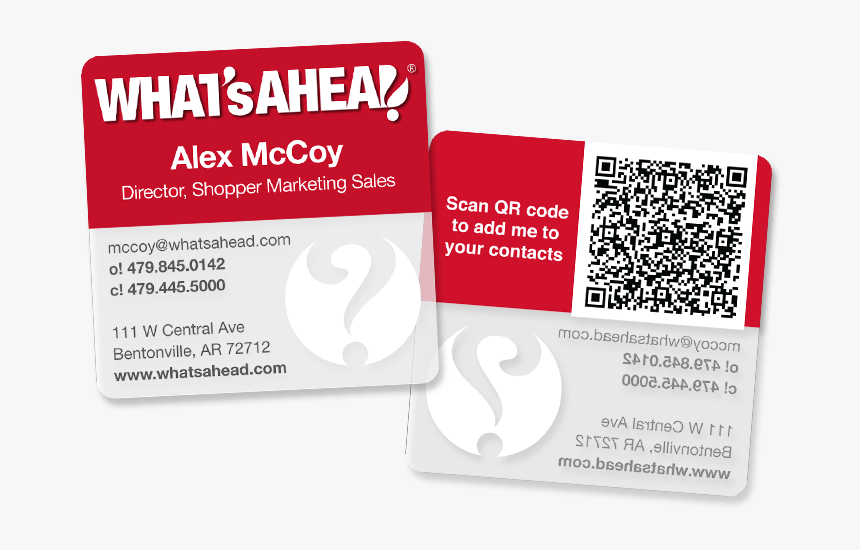 Code Square Business Card, HD Png Download, Free Download