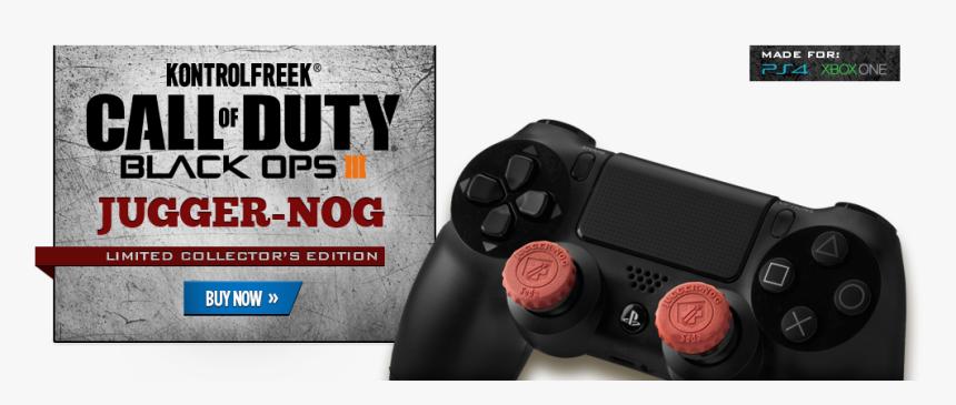 The New @kontrolfreek Call Of Duty Black Ops 3 Jugger - Black Ops 2, HD Png Download, Free Download