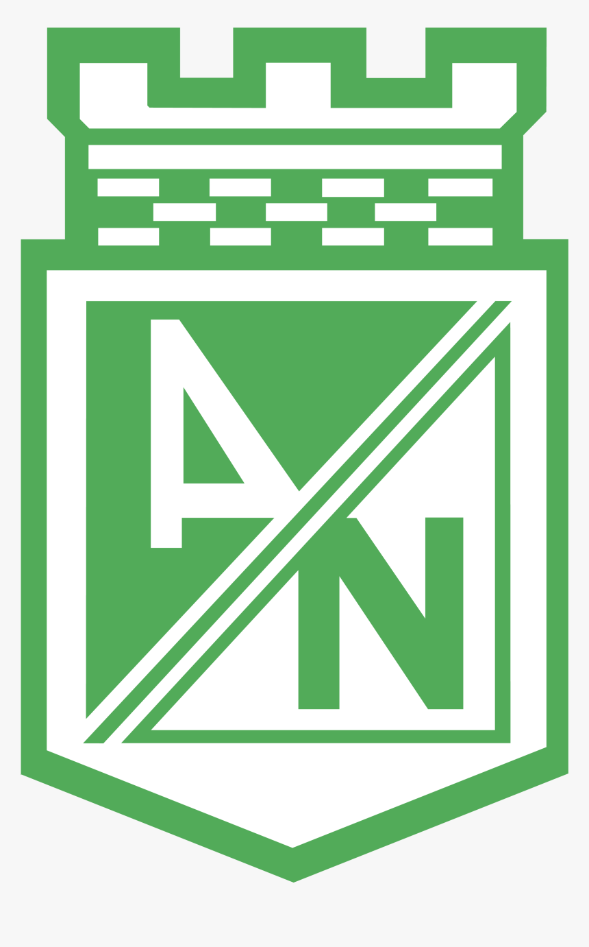 Logo Atletico Nacional Escudo De Atletico Nacional Para Dream League Soccer Hd Png Download Kindpng