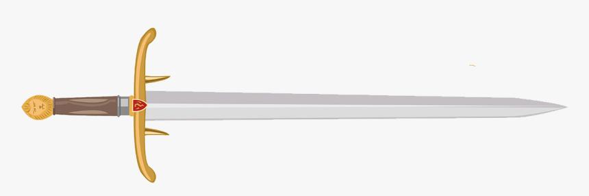 Transparent Real Sword Png - Beige, Png Download, Free Download