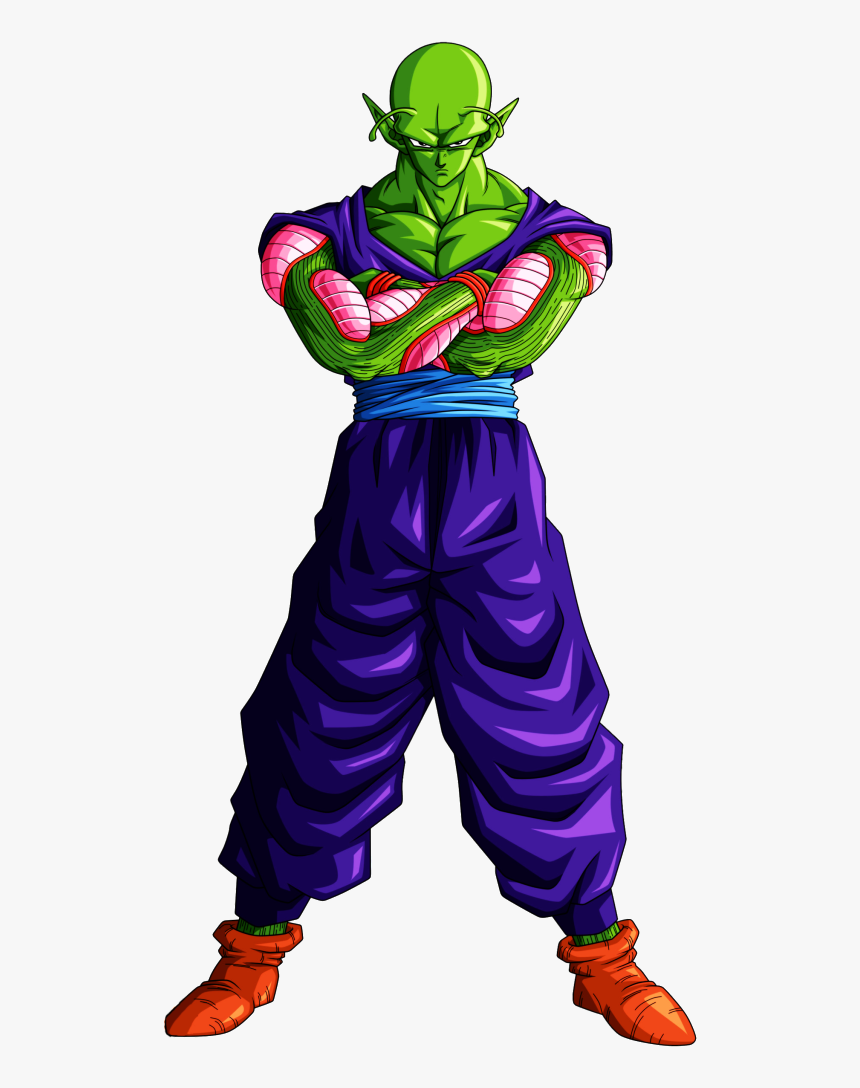 """ Piccolo "" piccolo Of The Incredibly Wrinkly And Shiny - Piccolo Dragon Ball, HD Png Download, Free Download"