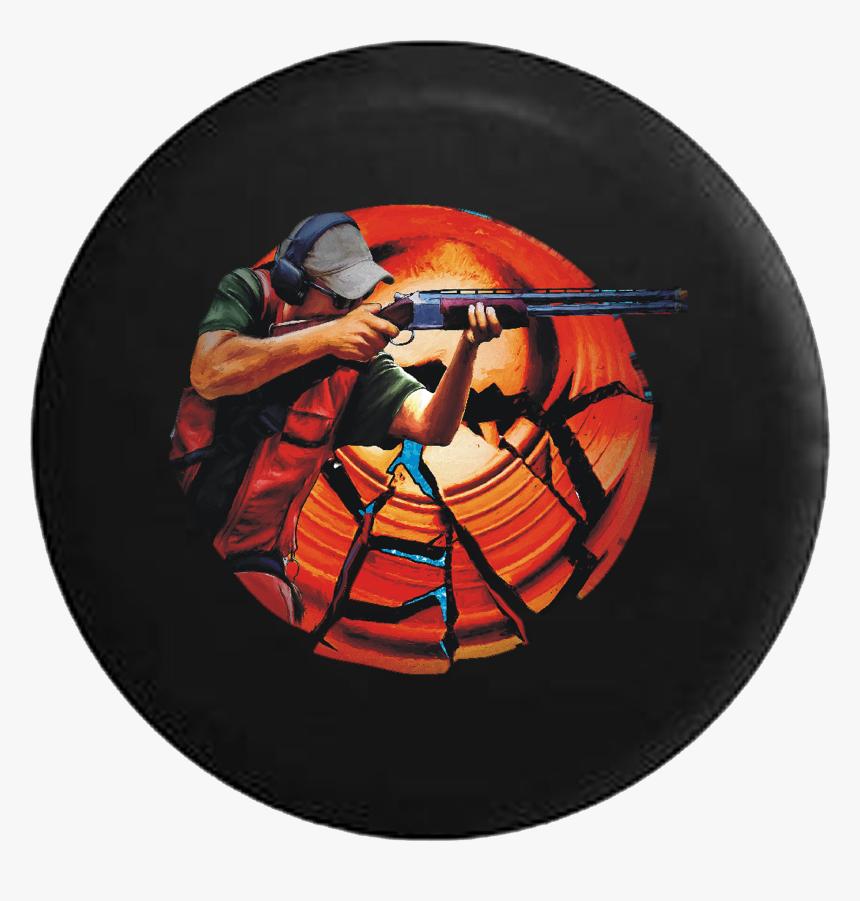 Target Clay Shooting Hunting Skeet Shooting Rv Camper - Circle, HD Png Download, Free Download