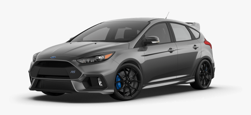 Ford Focus Rs 2019 Black, HD Png Download, Free Download
