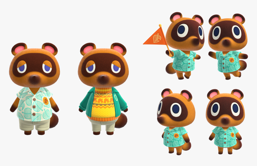 Animal Crossing New Horizons Villagers Renders Hd Png Download