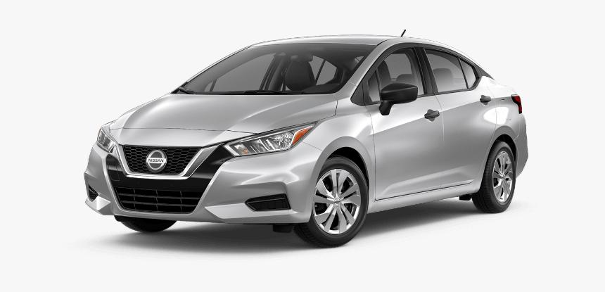 20nissan Versa Jellybean S Brilliantsilver - 2020 Nissan Versa Gray, HD Png Download, Free Download
