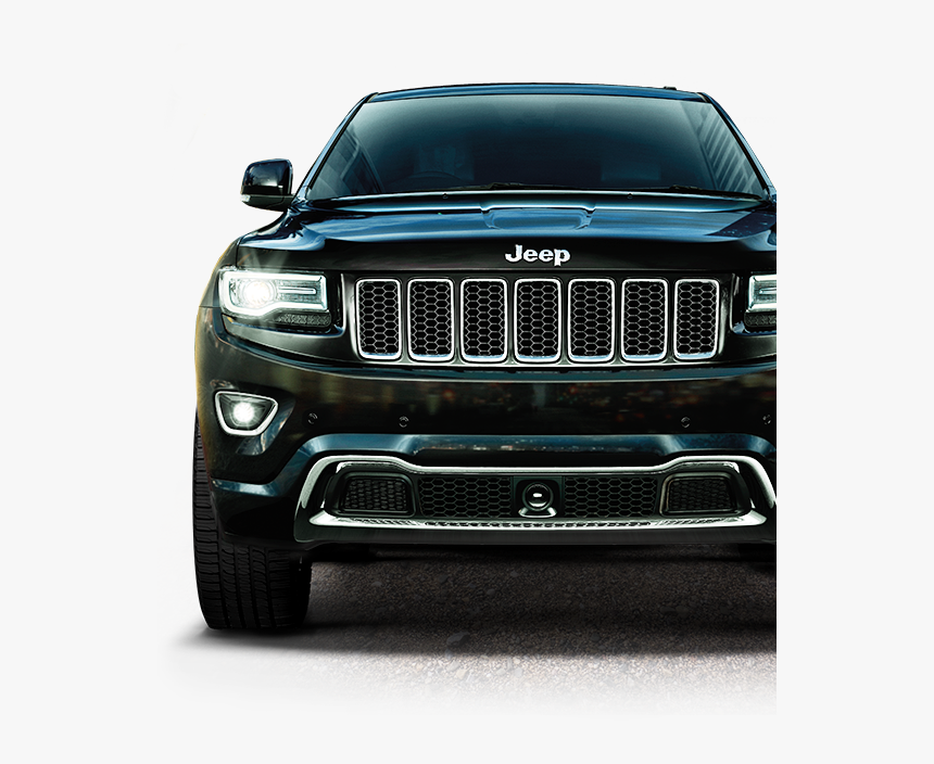 Jeep Grand Cherokee Front View, HD Png Download, Free Download