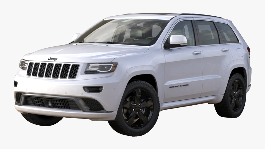 2016 Jeep Grand Cherokee Silver, HD Png Download, Free Download