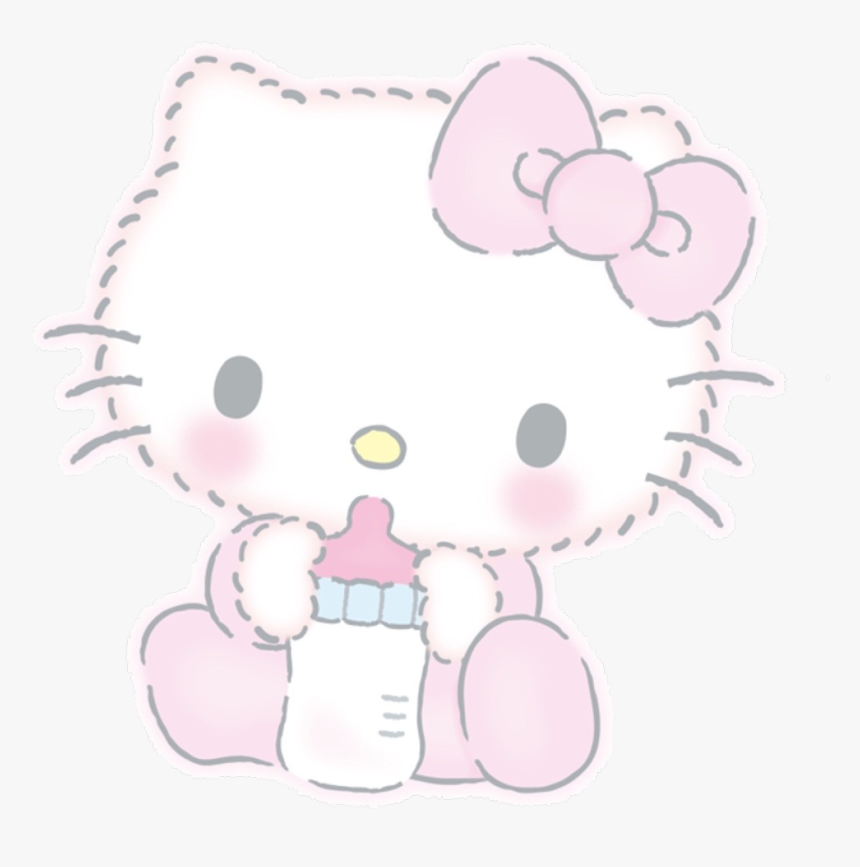 Transparent Hello Kitty Png Images - Cute Baby Hello Kitty, Png Download, Free Download