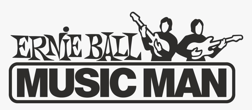 Ernie Ball Music Man Logo, HD Png Download, Free Download
