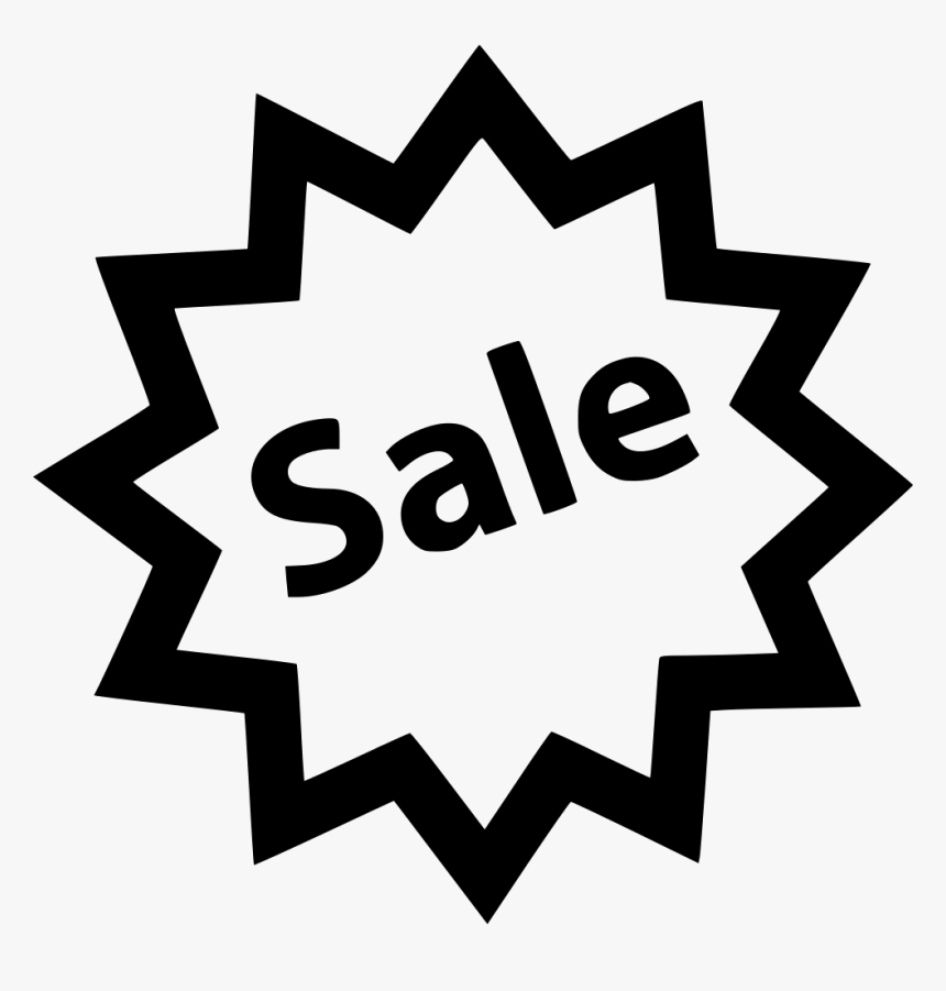 Shop Price Tag Sale Event - New Sale Icon, HD Png Download, Free Download