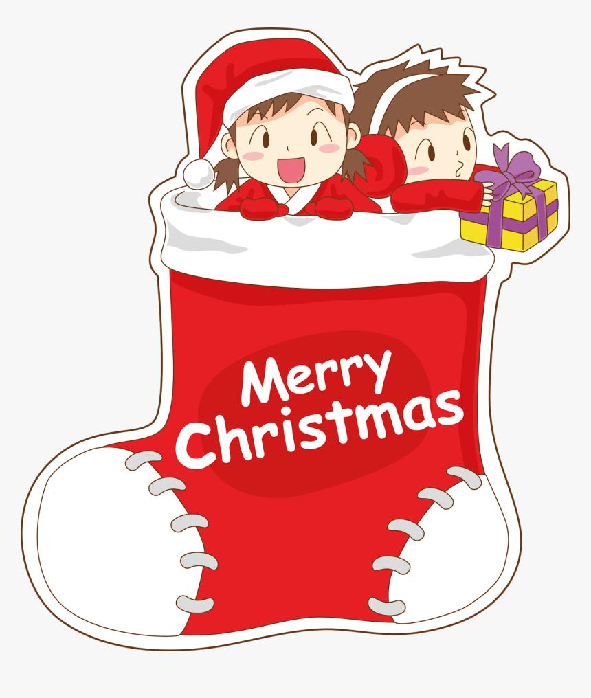 Santa Envelope Clip Art, HD Png Download, Free Download
