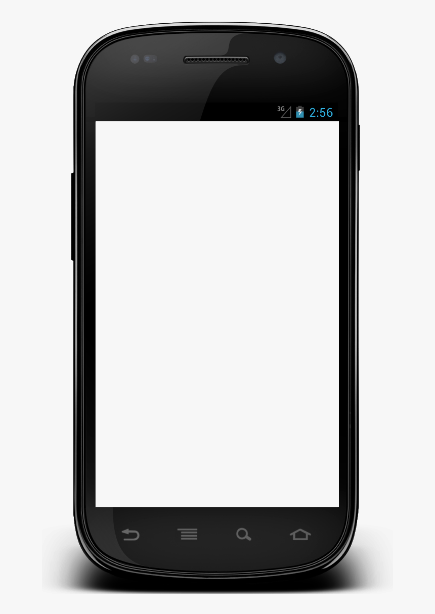 Svg Freeuse Download Cell Phone Templates Kleo Beachfix - Smartphone, HD Png Download, Free Download