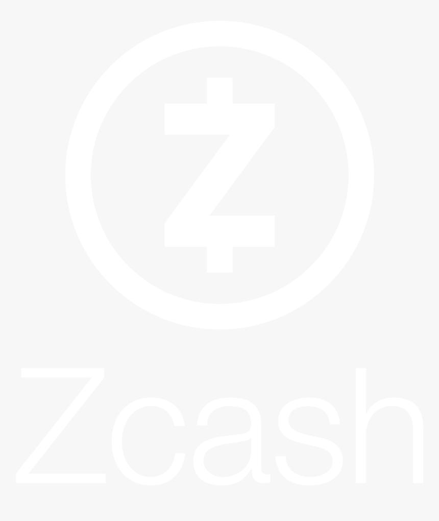 White Vertical Zcash Logo - Caritas International, HD Png Download, Free Download