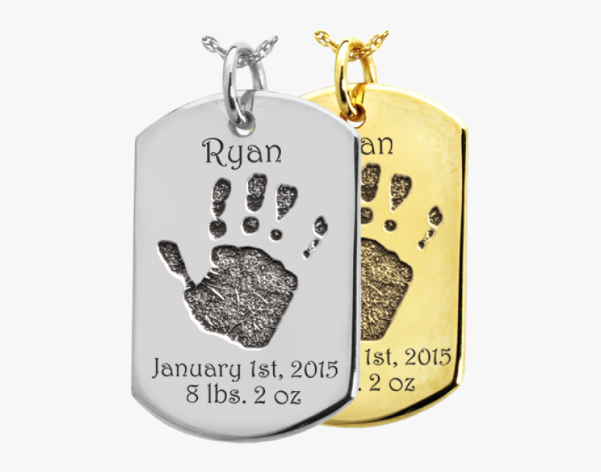 Baby Dog Tags, HD Png Download, Free Download