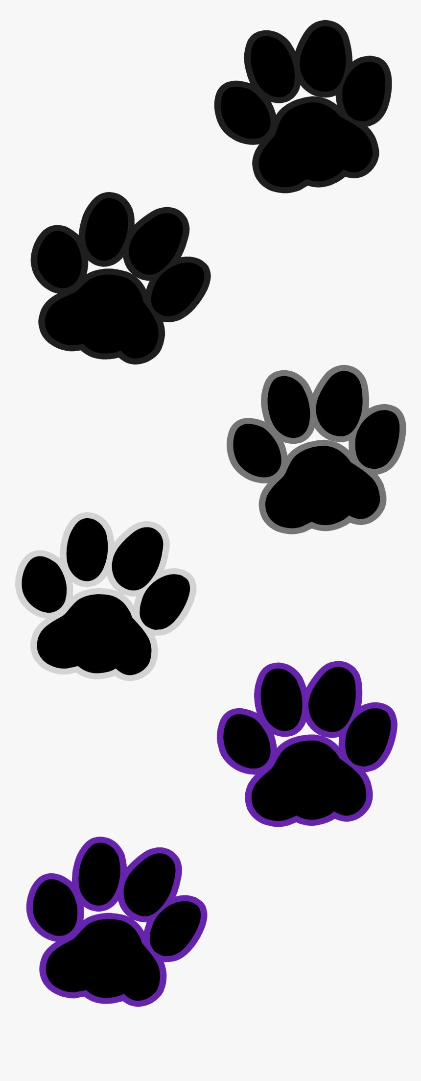 Dog Paw Print Png, Transparent Png, Free Download