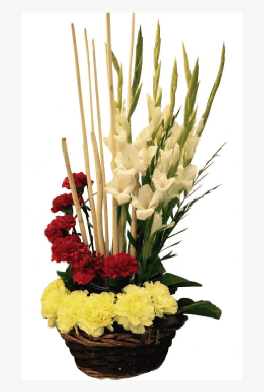 Carnation Flowers Arrangements - Bouquet, HD Png Download, Free Download