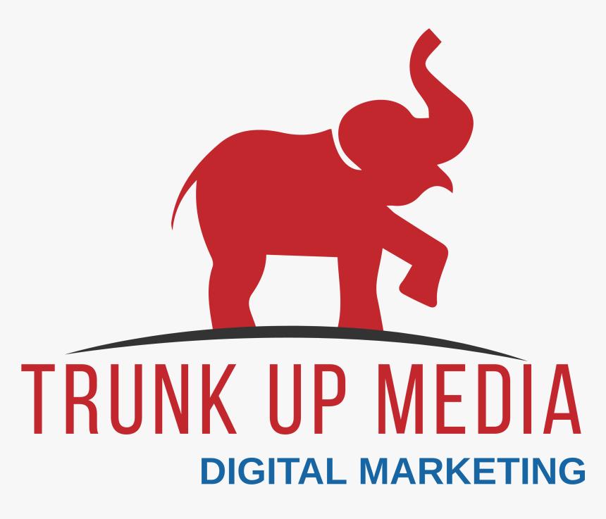 Clip Art Elephant Trunk Up Clipart - Clipart Elephant Trunk Up, HD Png Download, Free Download