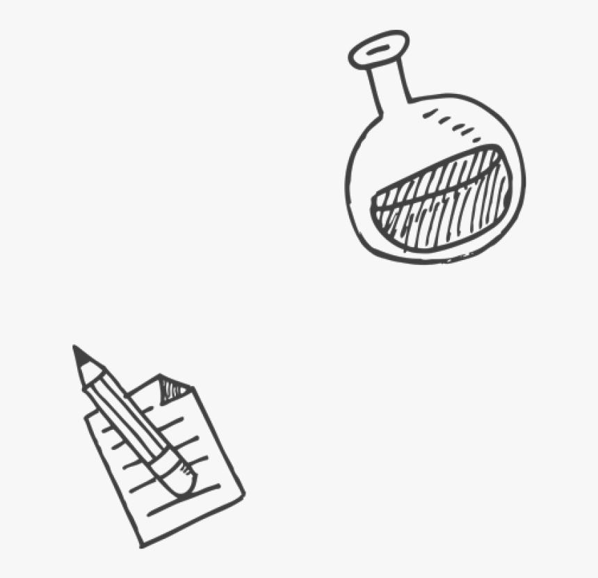 Drawing Pencil Clip Art - Transparent Background Doodle Clip Art, HD Png Download, Free Download