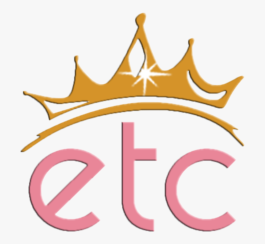 Etc 3d Crown Logo - Portable Network Graphics, HD Png Download, Free Download