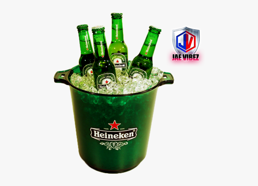 Heineken Beer Bucket Png Transparent Png Kindpng
