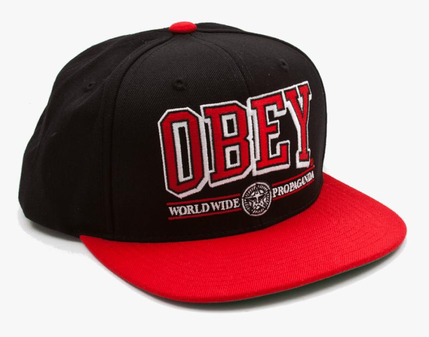 Mlg Obey Hat Png, Transparent Png, Free Download