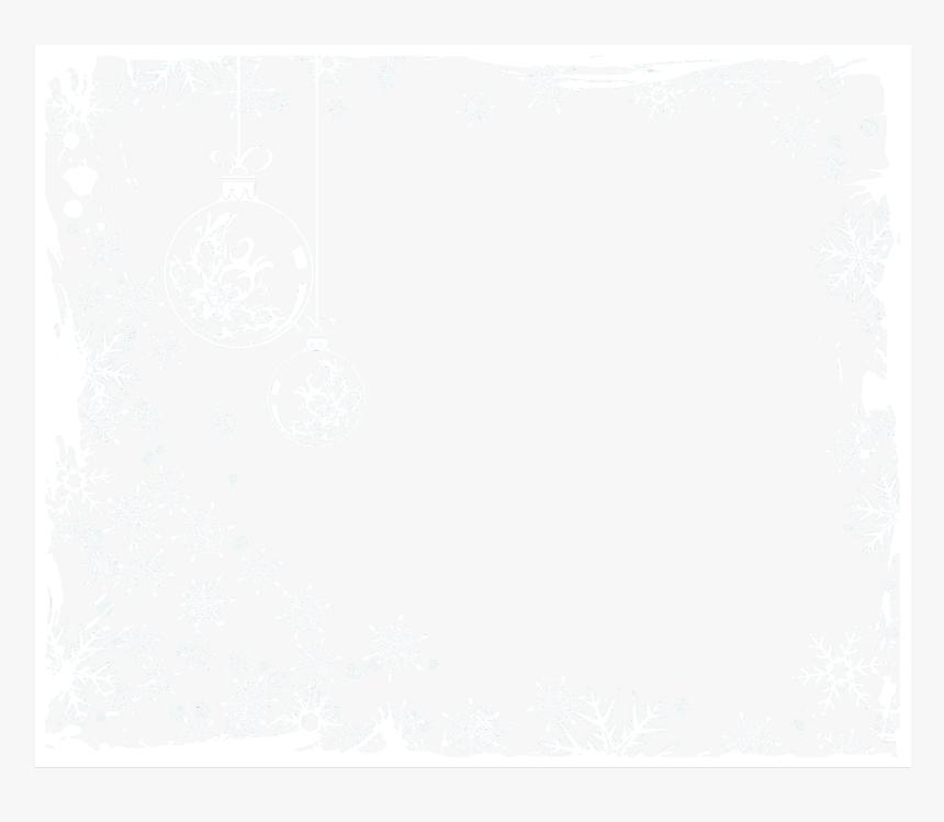 Transparent Ornament Frame Png - Christmas, Png Download, Free Download