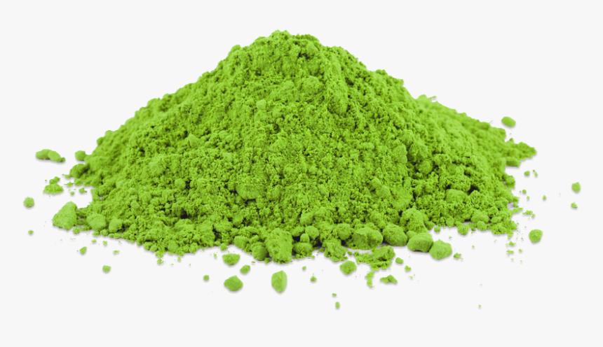 Green Tea Leaves Pile Of Matcha - Matcha Green Tea Png, Transparent Png, Free Download