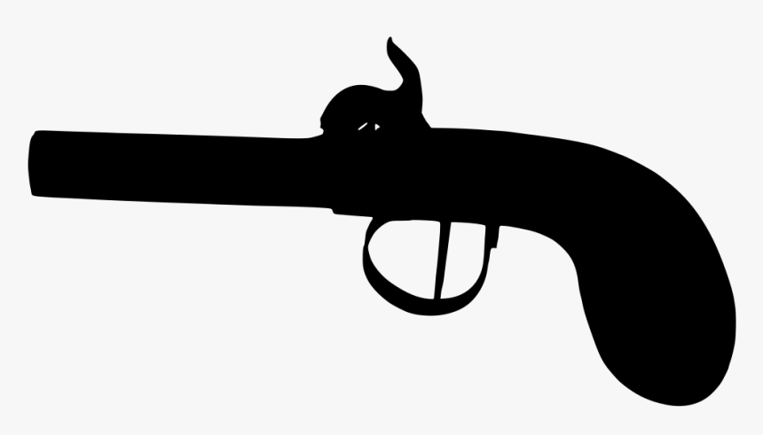 Firearm, HD Png Download, Free Download