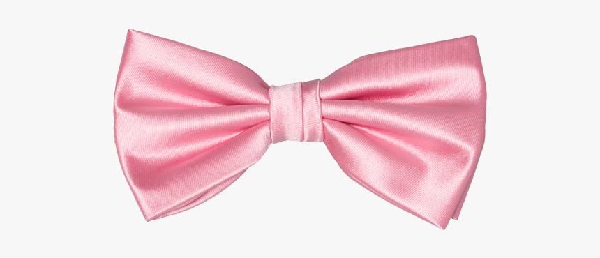 Bow Tie Light Pink - Pink Bow Tie Png, Transparent Png, Free Download