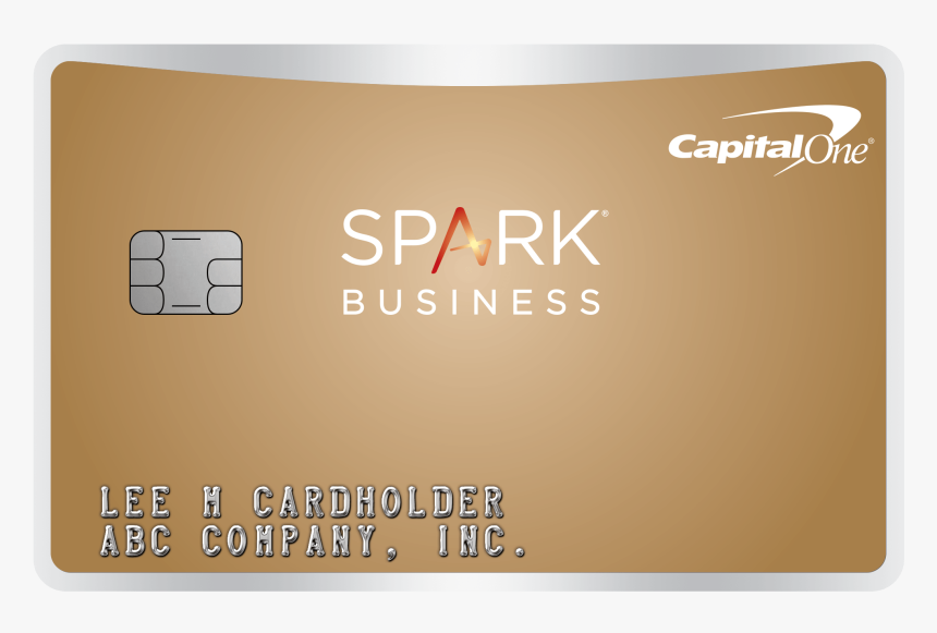 Capital One Spark Classic For Business, HD Png Download, Free Download