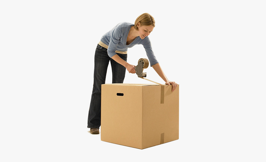 Package Vector Paper Box - Box Packing, HD Png Download, Free Download