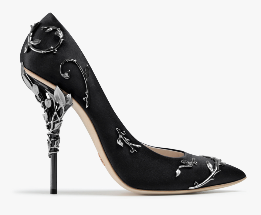 Ladies Shoes 2017 Png , Png Download - High-heeled Shoe, Transparent Png, Free Download