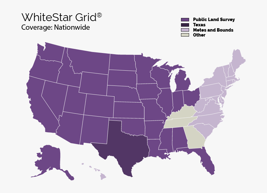 Land Grid Coverage, HD Png Download, Free Download
