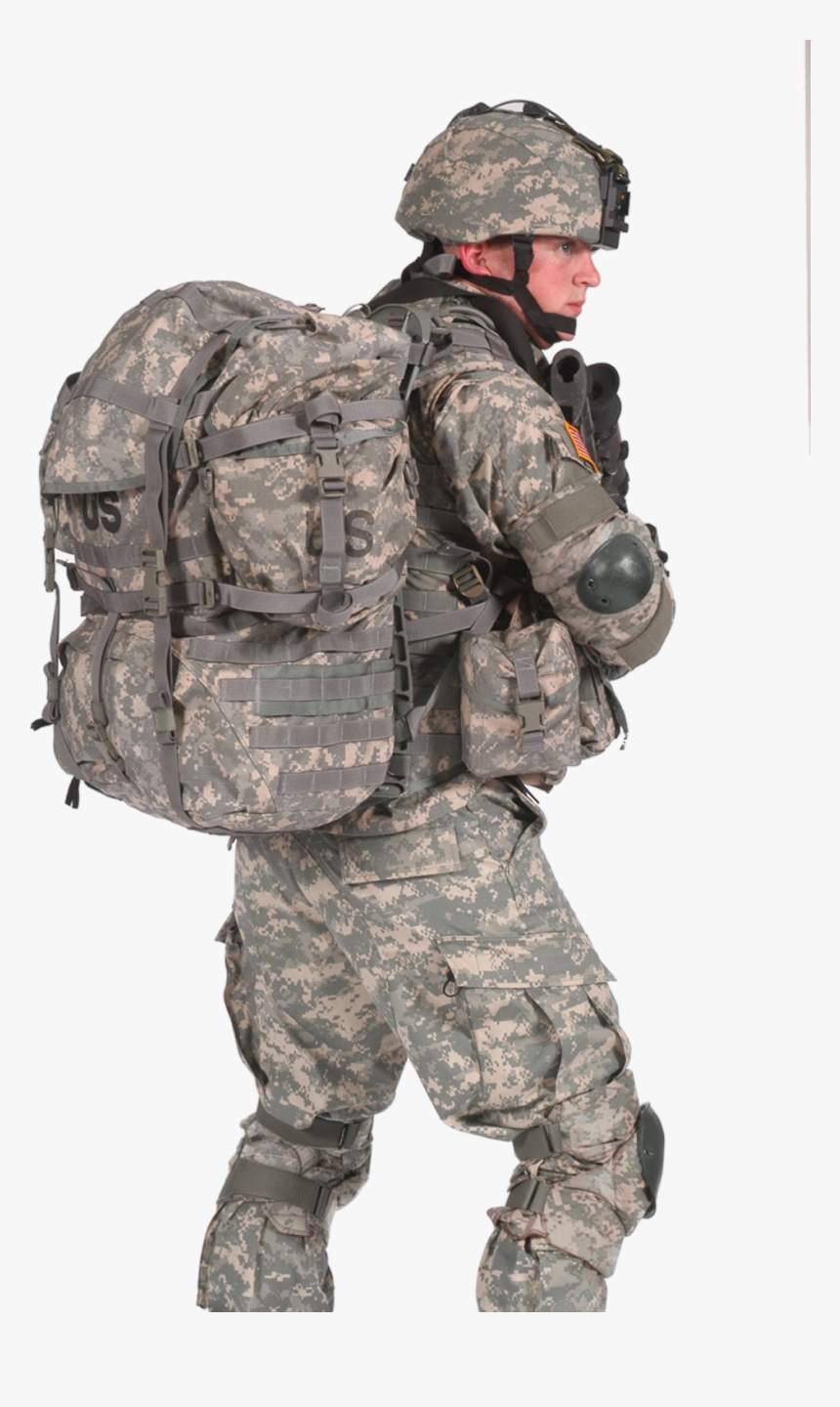 Us Army Soldier Png, Transparent Png, Free Download