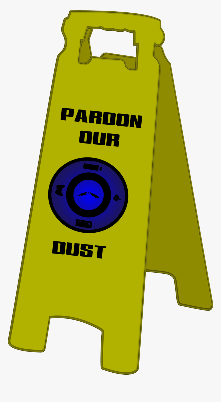 Ncfg Dust Sign, HD Png Download, Free Download