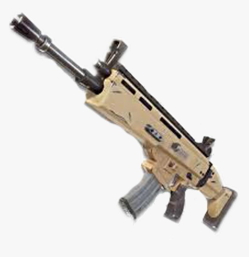 Transparent Fortnite Guns Png, Png Download, Free Download