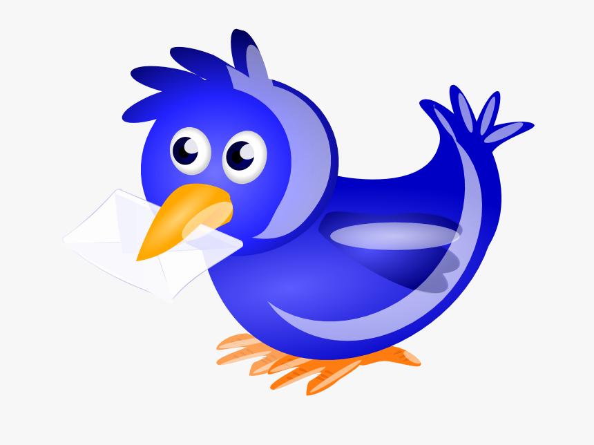 Twitter Bird Png, Transparent Png, Free Download