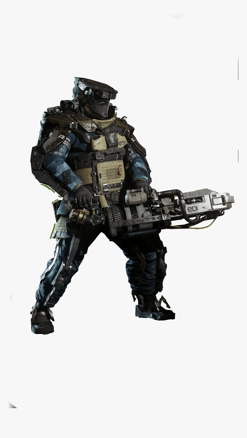 Bo3 Zombies Png, Transparent Png, Free Download
