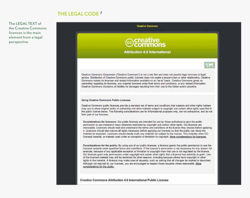 Open Content A Practical Guide To Using Creative Commons, HD Png Download, Free Download