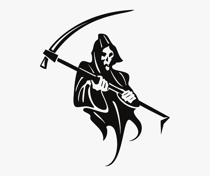 Dont Fear The Reaper Clipart Jpg Freeuse Tiny Tips, HD Png Download, Free Download