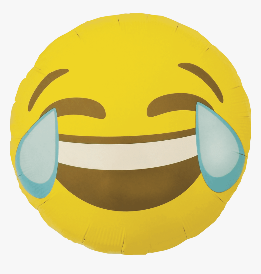 Clearance 45cm Emoji Crying Laughing, HD Png Download, Free Download