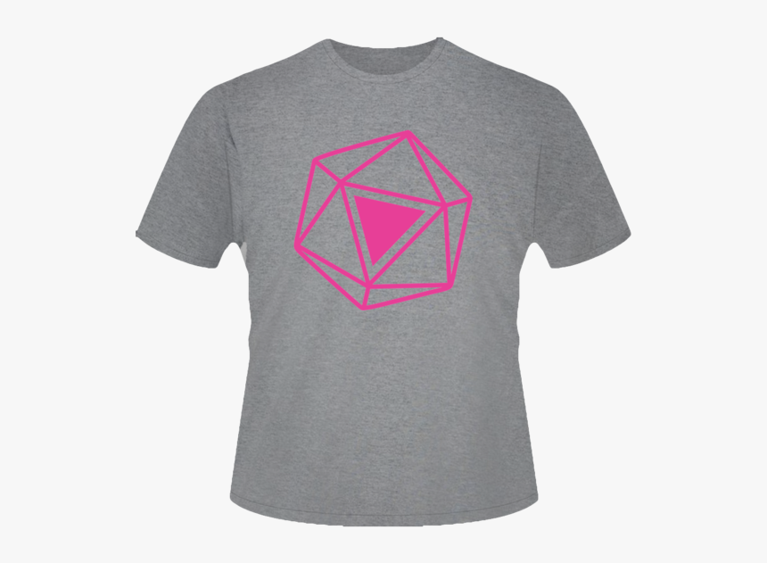 D20 T-shirt, HD Png Download, Free Download